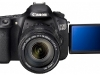 Canon EOS 60D display