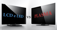 Televisori Plasma VS LCD Full LED Edge LED
