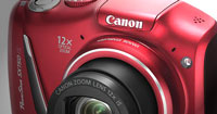 Canon 1100HS, 230HS, SX150
