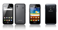 Samsung Galaxy Ace e Ace Plus