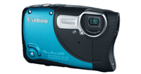 Canon PowerShot D20