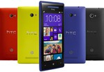 HTC 8X e HTC 8S Windows Phone 8
