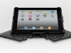 Logitech Fold-Up Keyboard for iPad 2 open