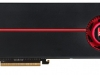 ATI Radeon HD 5970 Vista laterale