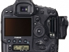 Canon EOS-1D X display