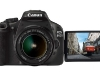 Canon EOS 600D display