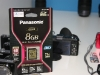 Panasonic SDHC Gold 8GB