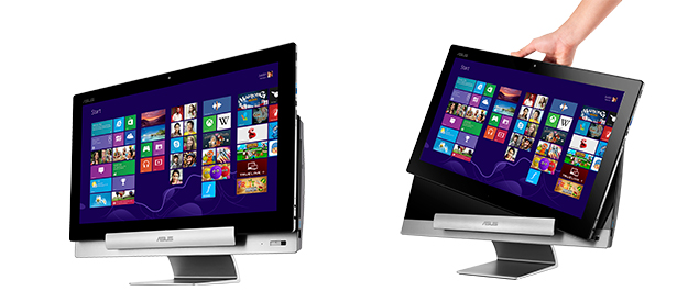 Asus Transformer AiO PC Desktop e Tablet