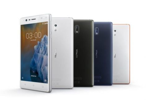 Nokia 3 Android