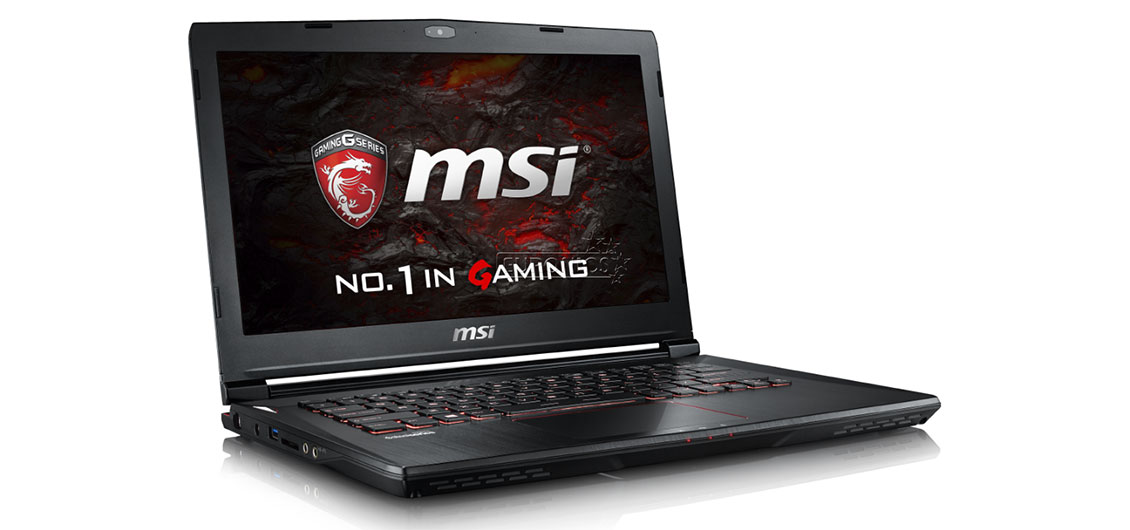 MSI GS43VR 7RE Phantom Pro con Intel Core Kaby Lake i7-7700HQ e GPU NVIDIA GeForce GTX 1060