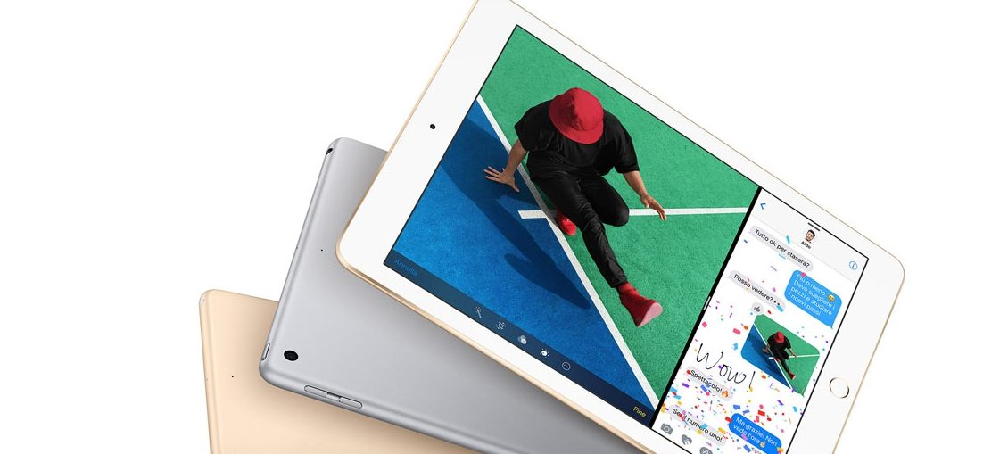 Nuovo Apple iPad da 9.7 pollici